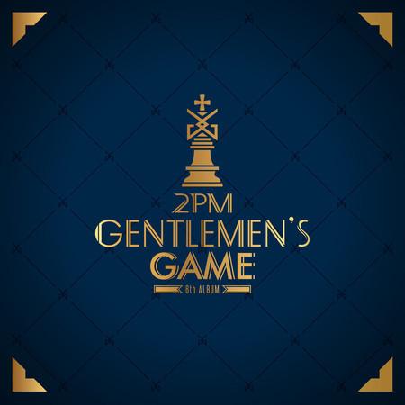 GENTLEMEN'S GAME 專輯封面