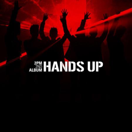 Hands Up 專輯封面