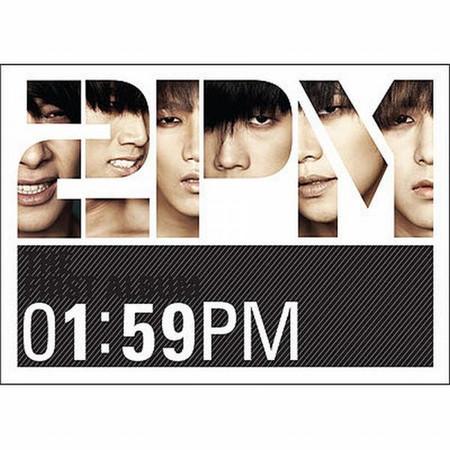 1:59PM 專輯封面