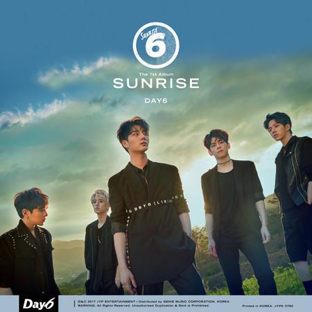 SUNRISE 專輯封面