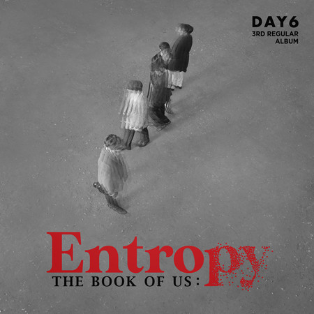 The Book of Us : Entropy 專輯封面