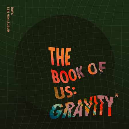 The Book of Us : Gravity 專輯封面