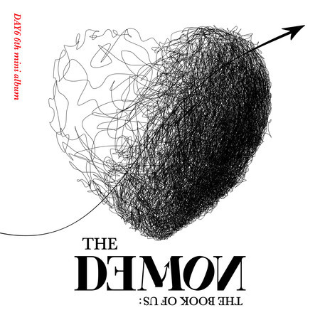 The Book of Us:The Demon 專輯封面