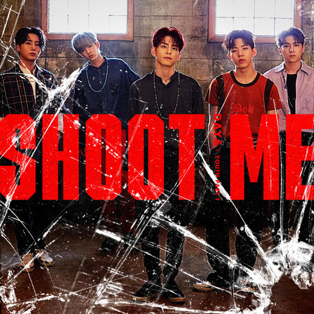 Shoot Me : Youth Part 1 專輯封面