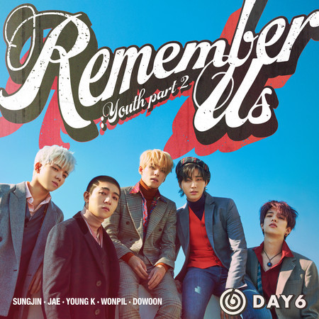 Remember Us : Youth Part 2 專輯封面