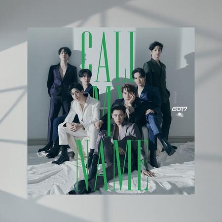 CALL MY NAME 專輯封面