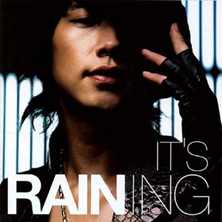 It's Raining 專輯封面