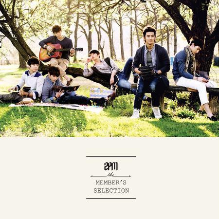 Member's selection 專輯封面