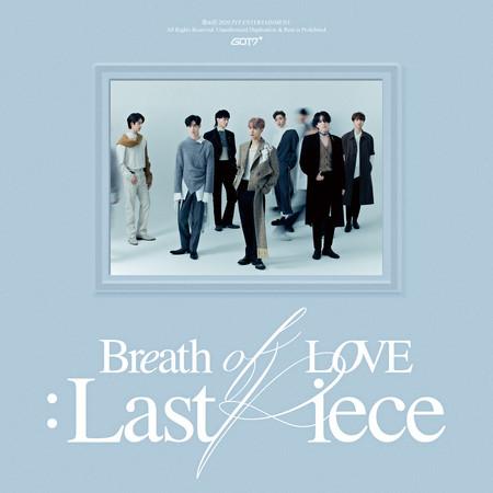 Breath of Love : Last Piece 專輯封面