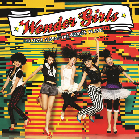 The Wonder Years 專輯封面