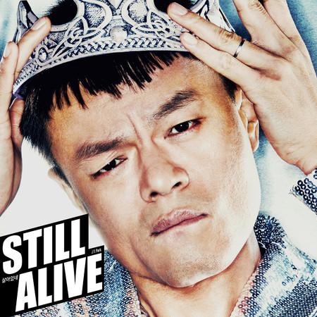 Still Alive 專輯封面