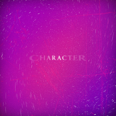 Character 專輯封面