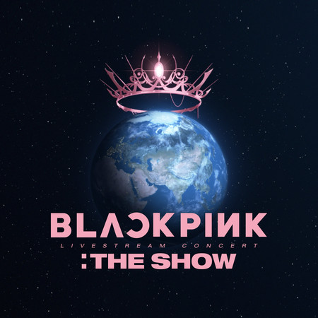 BLACKPINK 2021 'THE SHOW' LIVE 專輯封面