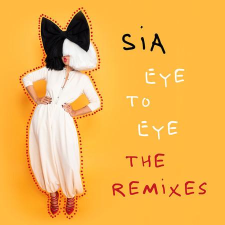 Eye To Eye (The Remixes) 專輯封面