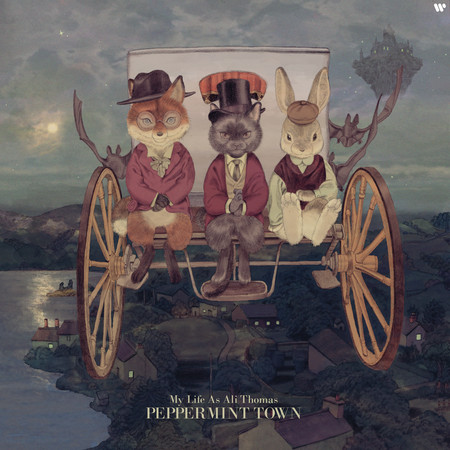 Peppermint Town 專輯封面
