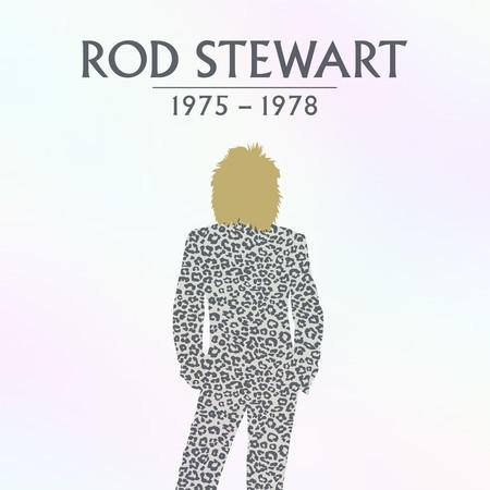 Rod Stewart: 1975-1978 專輯封面
