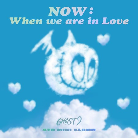 NOW : When we are in Love 專輯封面
