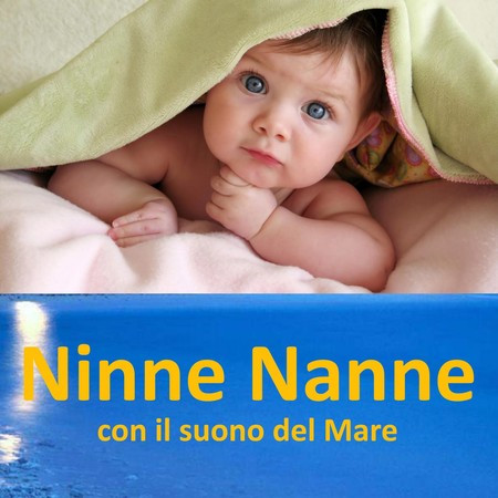 Ninne Nanne con il Suono del Mare 專輯封面
