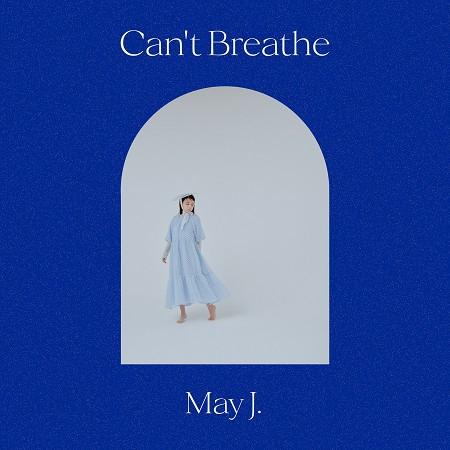 Can't Breathe 專輯封面