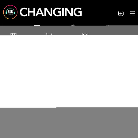 Changing 專輯封面