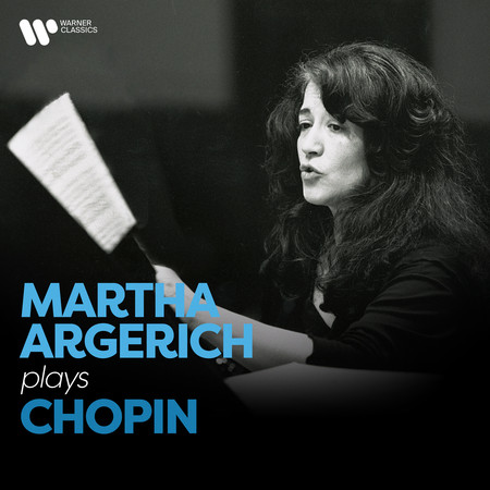 Martha Argerich Plays Chopin 專輯封面