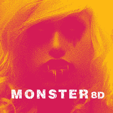 Monster (8D) 專輯封面