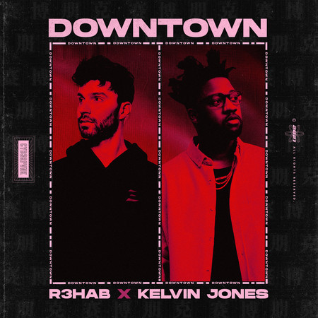 Downtown 專輯封面