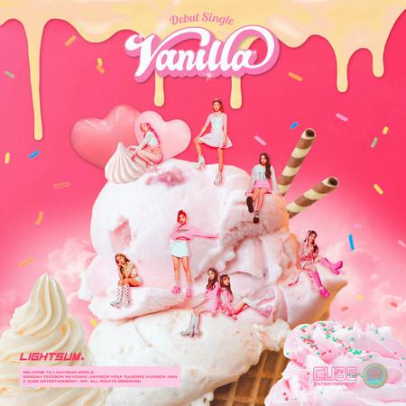 Vanilla 專輯封面