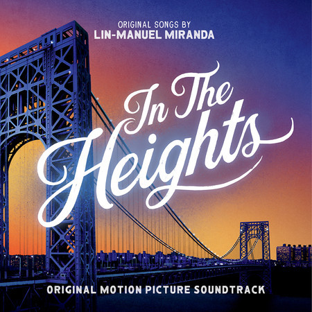 In The Heights (Original Motion Picture Soundtrack) 專輯封面
