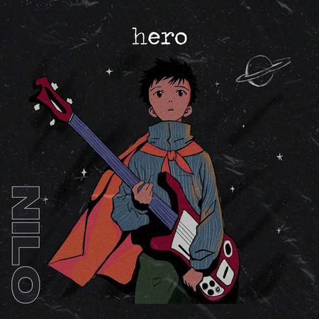 Hero 專輯封面