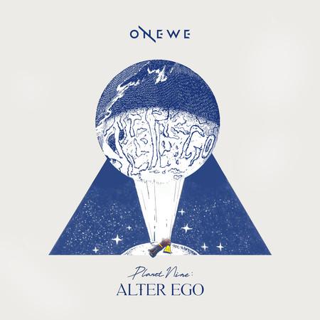 Planet Nine : Alter Ego 專輯封面