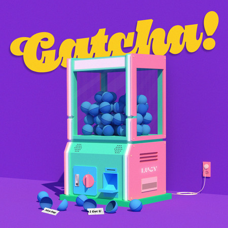 Gatcha! 專輯封面