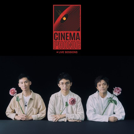 The Chairs On CINEMAPHONIC (Live) 專輯封面