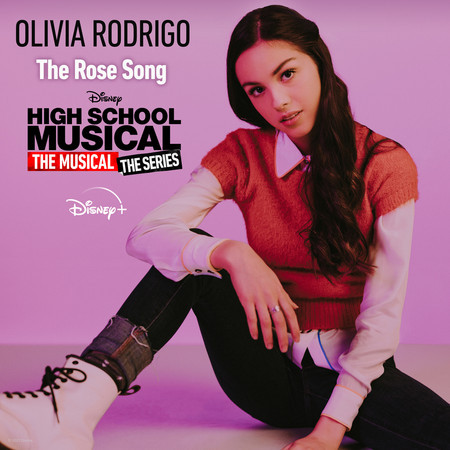 """The Rose Song (From """"High School Musical: The Musical: The Series (Season 2)"""") 專輯封面"""