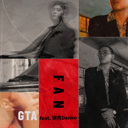 GTA(feat. 彈殼Danko) 專輯封面