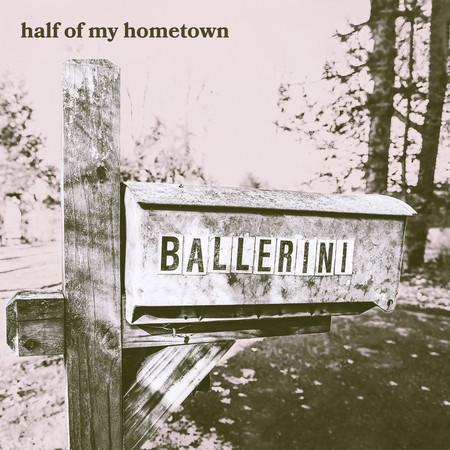 half of my hometown 專輯封面