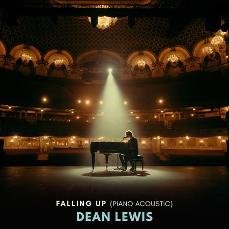 Falling Up (Piano Acoustic) 專輯封面