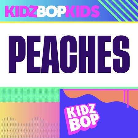 Peaches 專輯封面