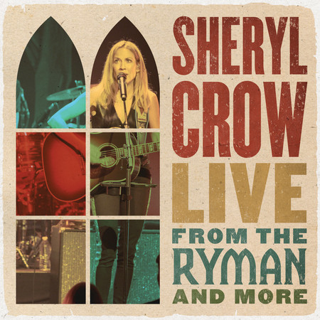 Everyday Is A Winding Road (Live from the Ryman / 2019) 專輯封面