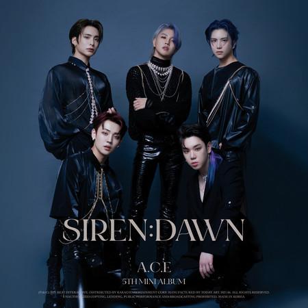 SIREN : DAWN 專輯封面