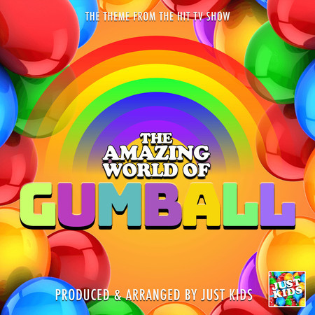 """The Amazing World Of Gumball Main Theme (From """"The Amazing World Of Gumball"""") 專輯封面"""