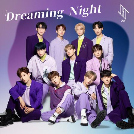 Dreaming Night 專輯封面