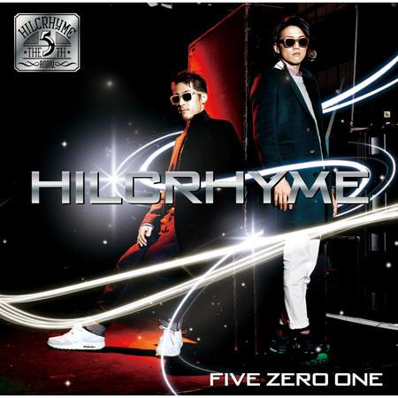 Five Zero One 專輯封面