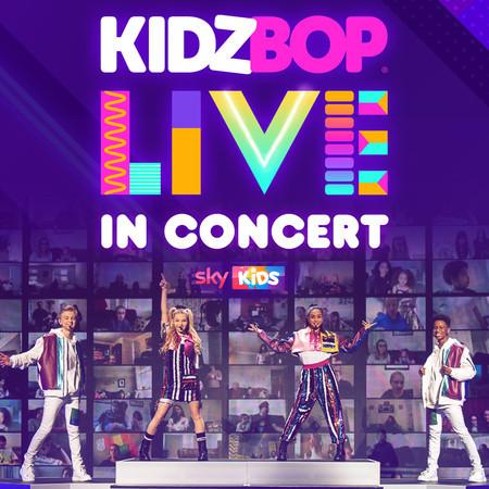 KIDZ BOP Live In Concert 專輯封面