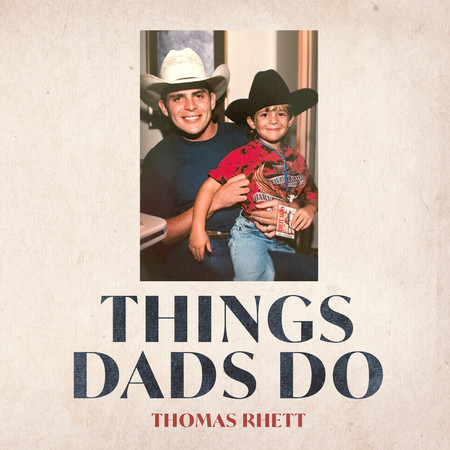 Things Dads Do 專輯封面