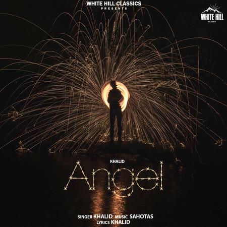 Angel 專輯封面