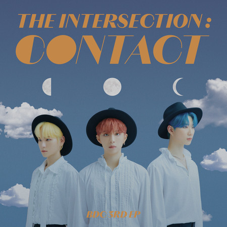 THE INTERSECTION: CONTACT 專輯封面
