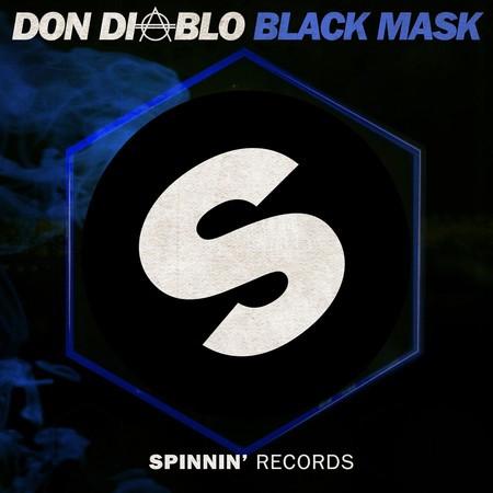 Black Mask 專輯封面