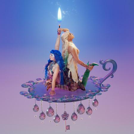 Slumber Party (feat. Princess Nokia) (Remixes) 專輯封面