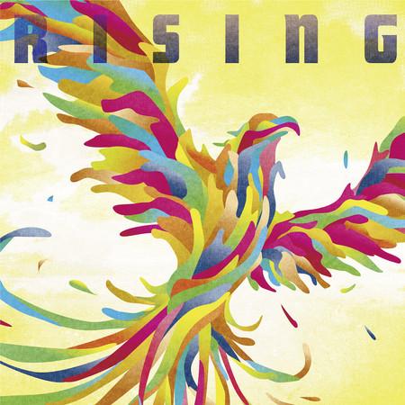 Rising (2021 Remaster) 專輯封面